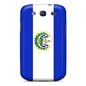 New Arrival Premium S3 Case Cover For Galaxy (el Salvador Flag)