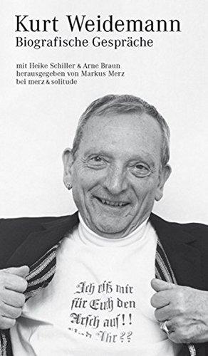 Kurt Weidemann: Biografische Gespräche (Projektiv)