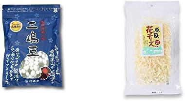 [2点セット] 飛騨 打保屋 駄菓子 三嶋豆(150g)・高原の花チーズ(56g)