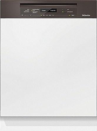 Miele G6730 SCi D OS230 2, 0 Geschirrspüler Teilintegriert / A+++ / 213 kWh / 14 MGD / QuickPowerWash / Alles restlos trocken AutoOpen-Trocknung [Energieklasse A+++] G6730 SCi D OS230 2
