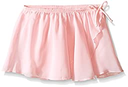 Jacques Moret Little Girls (4-7) Dance Basic Wrap Skirt, Pink, Small
