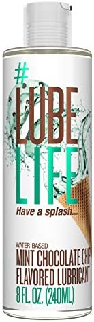 LubeLife Chocolate Flavored Lubricant Lube product image