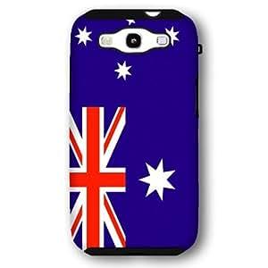 Australian National Flag Australia Samsung Galaxy S3 Armor Phone Case