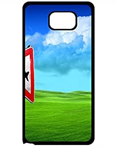 9627999ZJ617817686NOTE5 New Style Hard Case Cover For strange world sign Samsung Galaxy Note 5 Emily Anne McConkey's Shop