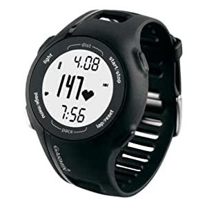 Garmin Forerunner 210 GPS-Enabled Sport Watch with Heart Rate Monitor and Foot Pod (Discontinued by Manufacturer)