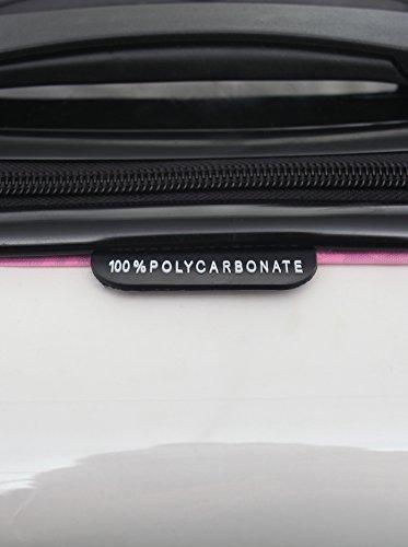 HELLO KITTY Trolley rígido 95751 Multicolor  55  cm