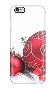 New Snap On Iphone Skin Case Cover Compatible With Iphone 6 Plus Merry Christmas From Glacier Brewhouse
