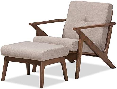 Baxton Studio Bianca Accent Arm Chair