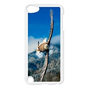 Bald Eagle Original New Print DIY Phone Case for Ipod Touch 5,personalized case cover ygtg578506