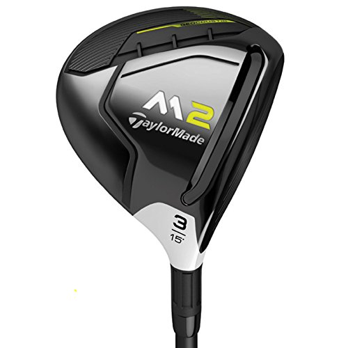 TaylorMade Fairway-M2 2017 #3 R Golf Fairway, Right Hand (Best Low Profile Fairway Woods)