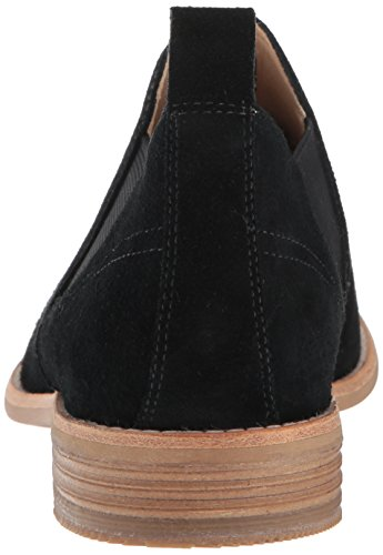 Black Page Edenvale Suede Fashion Boot Women's Clarks AqUvRfwXR
