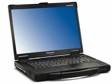 Panasonic Toughbook 52 Notebook - Intel Centrino 2 vPro Core 2 Duo P8400 2.26GHz - 13.3