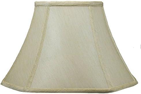 Urbanest 1100895 corte cuadrado para esquina Bell pantalla de lámpara, 30,5 cm), color crema, tapa blanda, en inglés (araña): Amazon.es: Iluminación