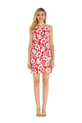 Hawaii Hangover Women's Tank Fitted Dress in