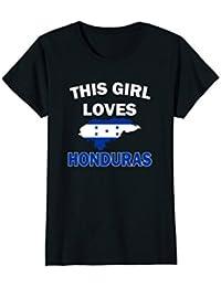 honduras shirt for woman camisas catrachas catrachas shirt
