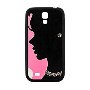 Beautiful mature lady Cell Phone Case for Samsung Galaxy S4
