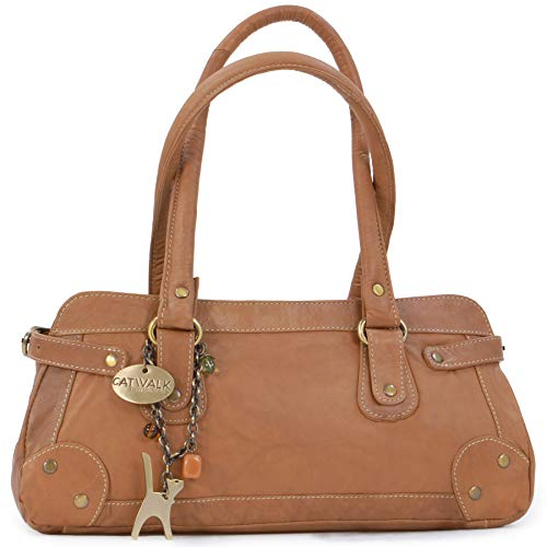 Tan St Handbag Carnaby Collection Catwalk Leather S1qxIEnwX