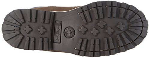 Timberland, Asphltrl Cls Tall Db Dark Brown, Zapatos Para Niños, Unisex - Bebé, Marrón Oscuro Nubuck, 22.5