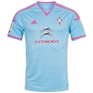 adidas Camiseta RC Celta de Vigo Home 2014 Celeste