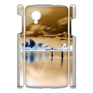 Custom Case Sydney Opera House for Google Nexus 5 Z1N3437260