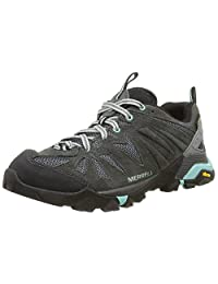 Merrell Capra GTX Ladies Shoe UK6 EU38.5 US8 Granite