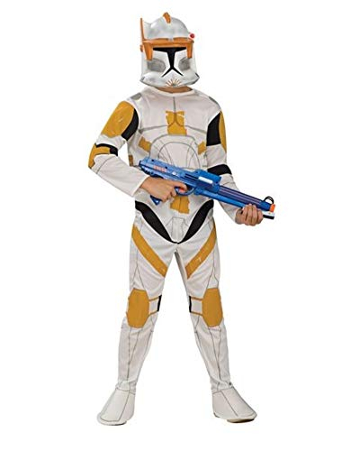 Clone Trooper Girl (Boy's Commander Cody Clone Trooper)