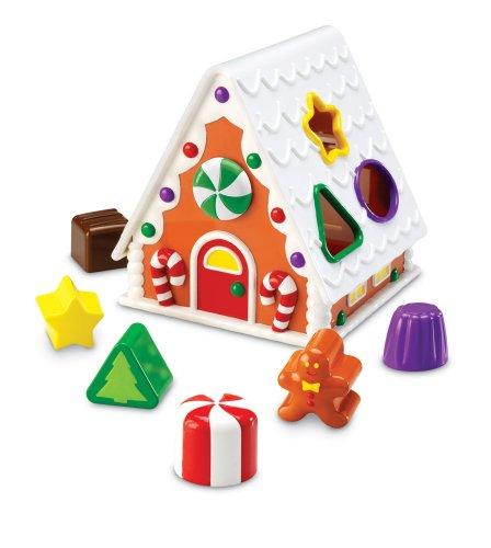 Smart Snacks  Gingerbread House Sorter, Baby & Kids Zone