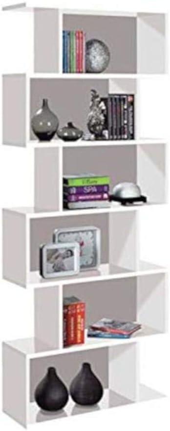 EGLEMTEK - Librería Nevera de diseño, estantería Moderna ...