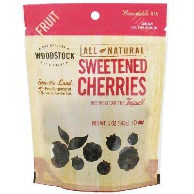 Woodstock Farms Sour Tart Cherries, 5 Ounce - 8 per case.