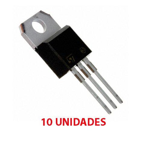 10 x Transistor TIP120 Darlington NPN Red_Planet