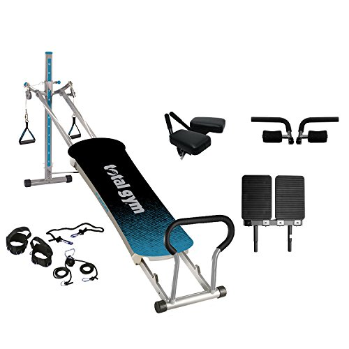 - Total Gym Fusion Exercise Machine, Teal
