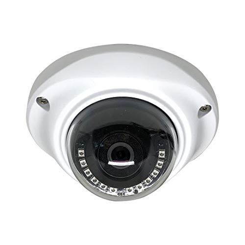 - 101AV 1080P True Full-HD 4in1 (TVI, AHD, CVI, CVBS) 2.8mm Fixed Lens IR Indoor Outdoor Dome Camera SONY 2.4 Megapixel STARVIS Image Sensor BACK-ILLUMINATED IMAGE SENSOR 20 meter IR Range DWDR OSD IP66