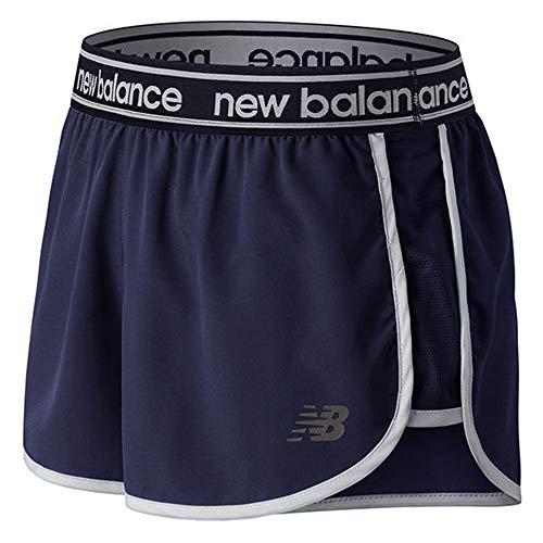 Shorts New Balance Accelerate 2.5In | Feminino Azul - M