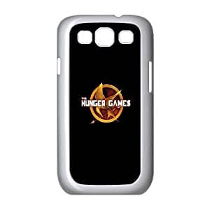 Samsung Galaxy S3 9300 Cell Phone Case White The Hunger Games Logo N7V3LM