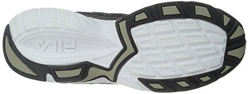 Fila 2 Interestelar las zapatillas de running Black-Blk-Mslv
