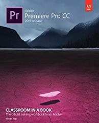Creative professionals seeking the fastest, easiest, most comprehensive way to learn Adobe Premiere Pro CC (2018 release) choose Adobe Premiere Pro CC Classroom in a Book (2019 release) from Adobe Press. The 18 project-based lessons ...