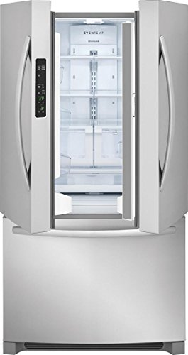 Frigidaire 36 Counter Depth French Door Refrigerator with ft. Stainless Steel