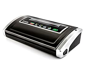 Luvele Supreme Vacuum Sealer Vacuum Pressure Control Bag Roll Cutter Vacuum Packing Machine Sous Vide Cooking Bags