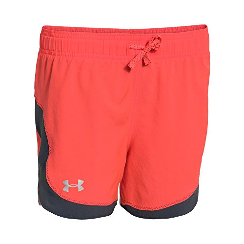 Under Armour Girls' UA Stunner Short X-Large AFTER BURN by Under Armour