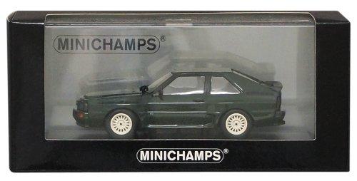 Minichamps - 400012122 - Véhicule Miniature - Modèle à L'échelle - Audi Sport Quattro - 1984 - Echelle 1 43