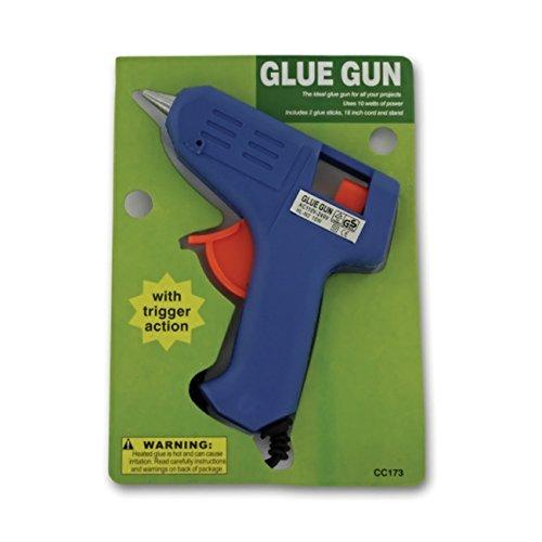 JT Crafts JT-CR-CC173 Hot Glue Gun with Sticks (24 Pack)