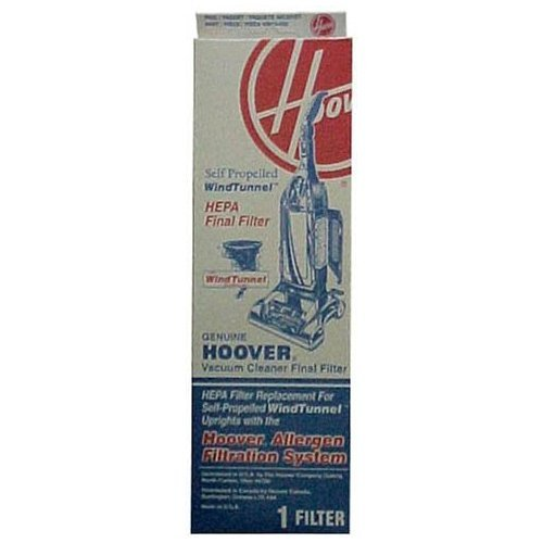 Hepa Final Filter - Hoover HEPA Final Filter, 40120101