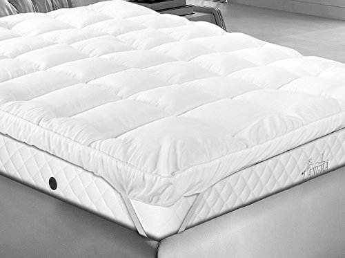 sports shoes 3848d e60e6 Amazing Deep Filled Extra Comfy Mattress Topper - 4 Inch Single