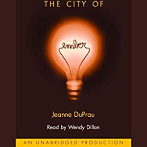 The City of Ember Hörbuch