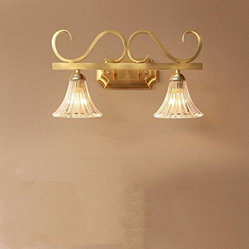 De Minimaliste Chevet Bronze Lampes Plein Mur American En vynO8P0mwN