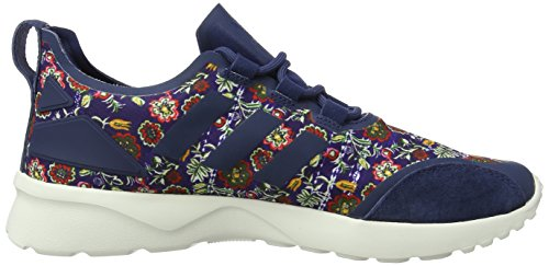 adidas Zx Flux Adv Verve, Zapatillas para Mujer Varios Colores (St Dark Slate/st Dark Slate/core White)
