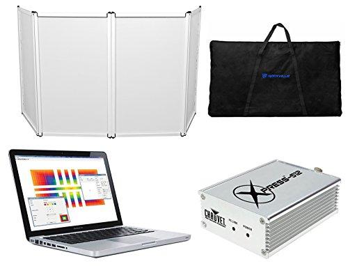 Chauvet DJ XPRESS512 DMX USB Lighting Control Interface+Software+Free DJ ()