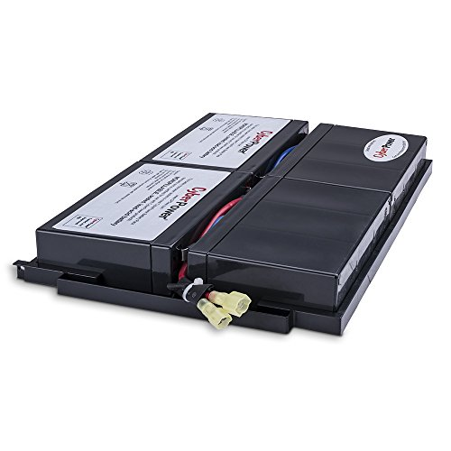 CyberPower RB0690X4 UPS Replacement Battery Cartridge for OR1500LCDRM1U by CyberPower