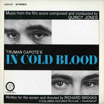 IN COLD BLOOD (ORIGINAL SOUNDTRACK LP, 1968)