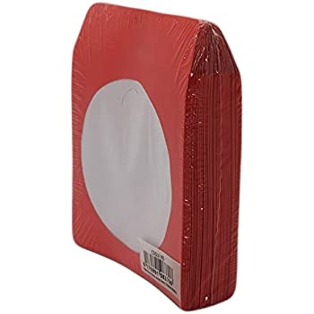 Amazon.com: Bestduplicator blanco CD/DVD fundas de papel ...